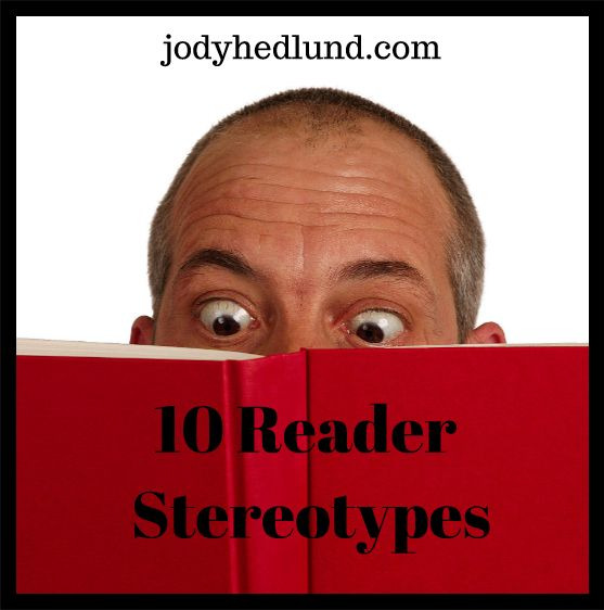 10 Reader Stereotypes (Which one are you?)