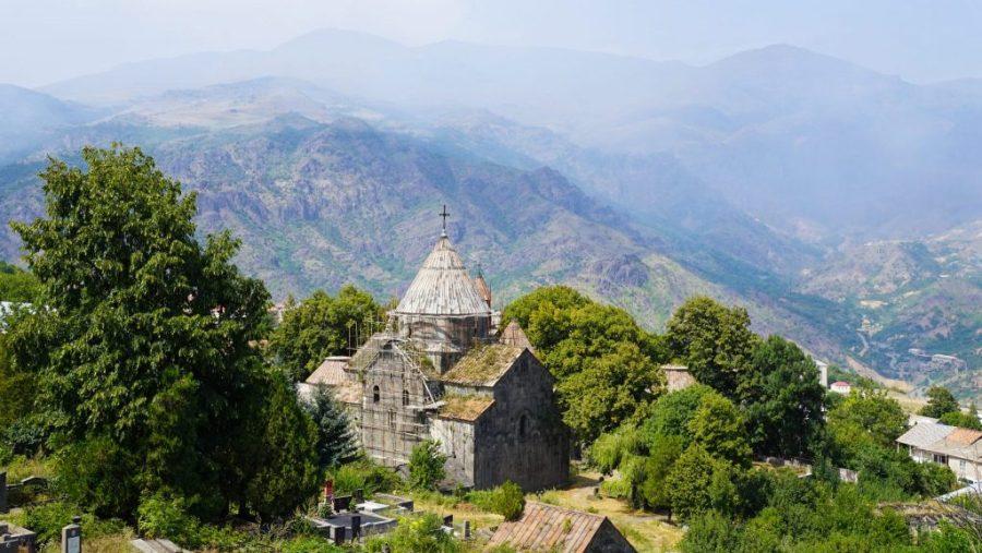 Enlinking Caucasus Envoy Tours