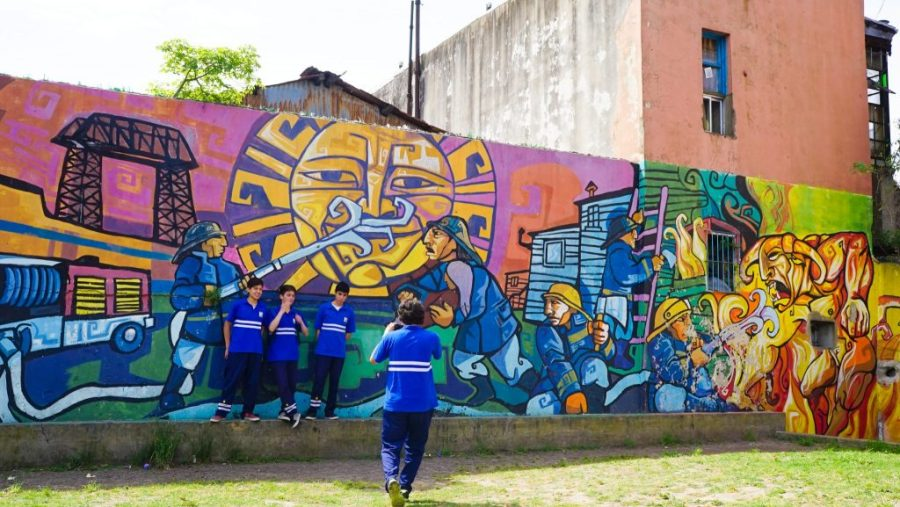 where to find street art in buenos aires