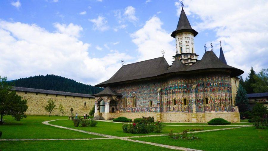 Romanian UNESCO Sites