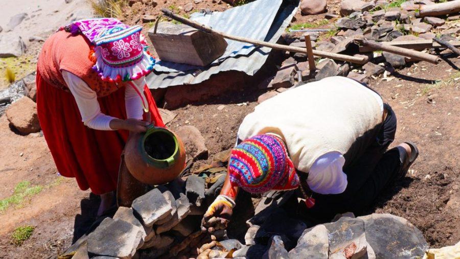 Exploring Lake Titicaca, Uros Floating Islands and Taquile Island Peru