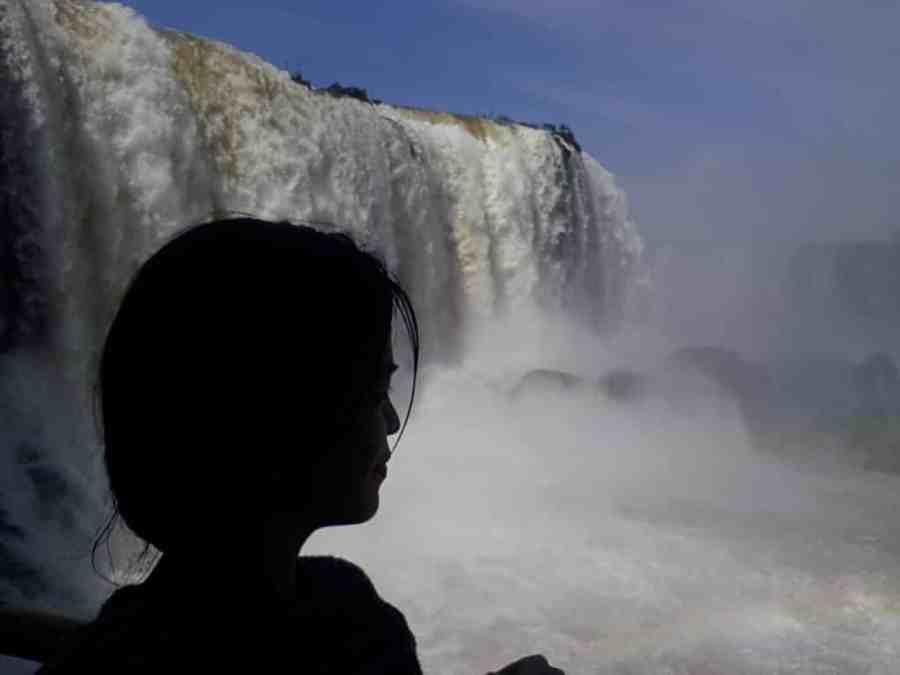 UNESCO Sites in South America Iguaçu National Park in Brazil