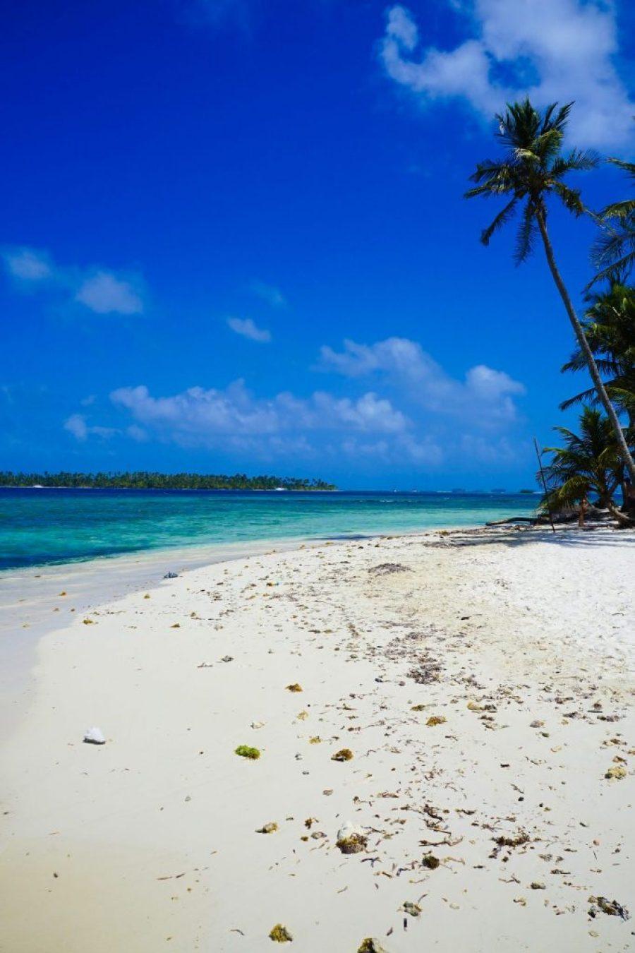 getting to san blas islands