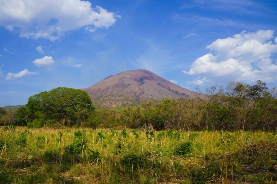 Volcano Day in Leon Nicaragua - telica volcano sunset hike