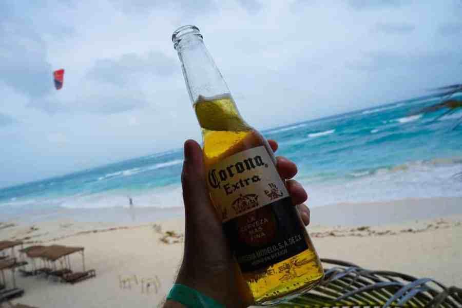 Corona on the beach - Top Things To Do in Tulum