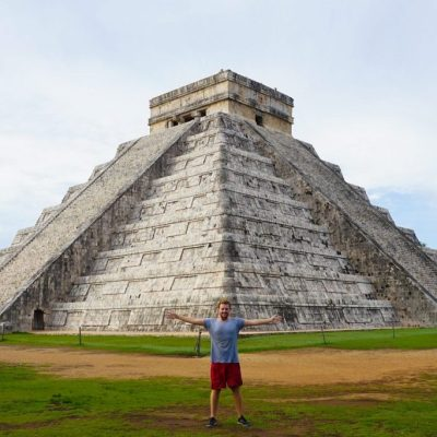 Chichen Itza Without The Crowds