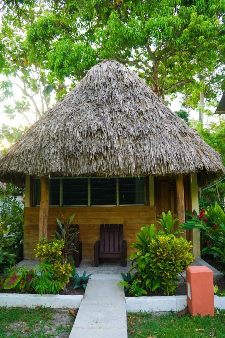 Tikal Hotels / Tikal Accommodation in a Tikal Jungle Lodge