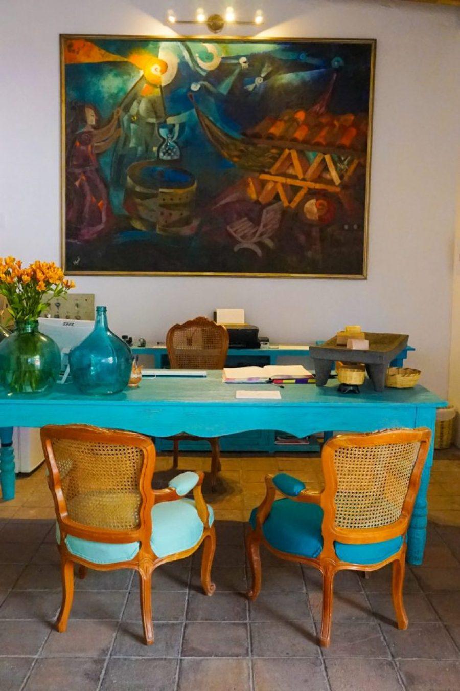 Nana vida boutique hotel oaxaca city an all sense delight for Boutique hotel oaxaca