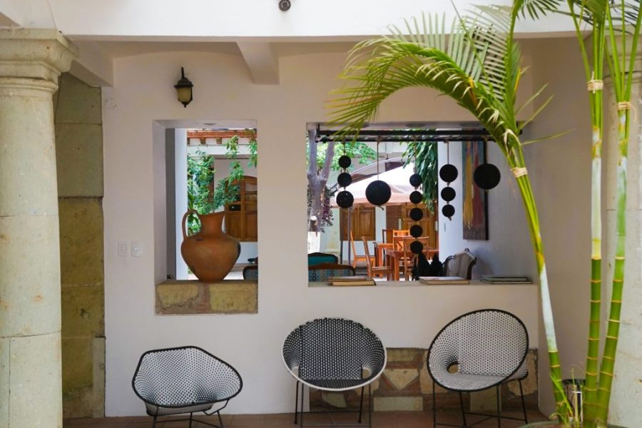 Nana vida boutique hotel oaxaca city an all sense delight for Boutique hotel oaxaca