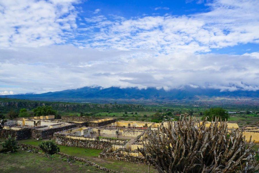 Yagul Ruins - oaxaca city travel guide