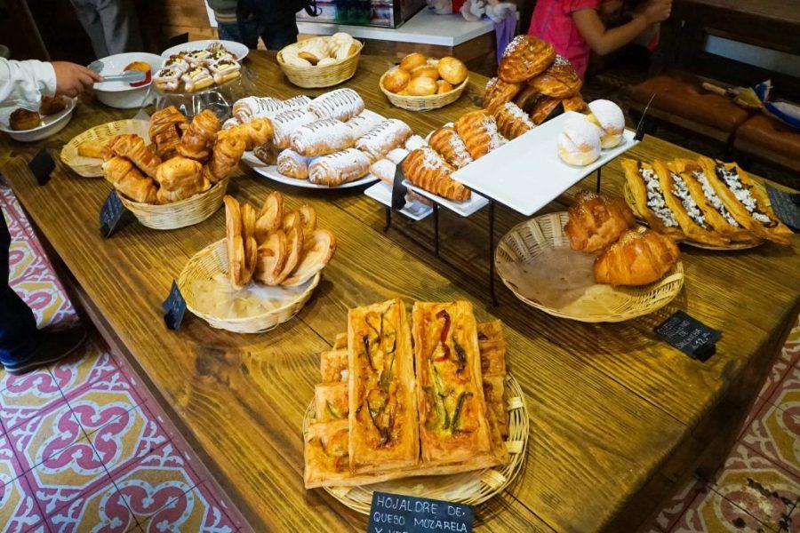 what to do oaxaca city - OAxaca bakery