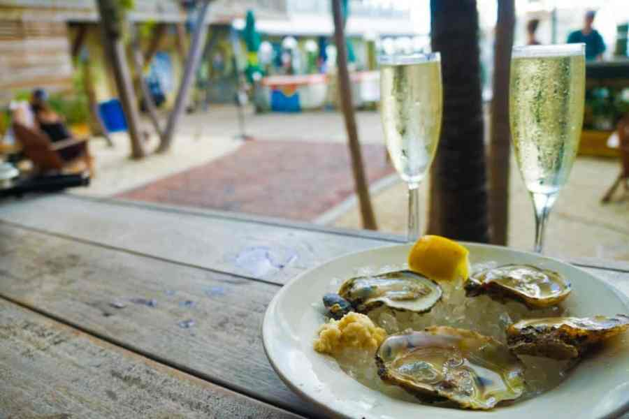Key West Happy House And Oysters