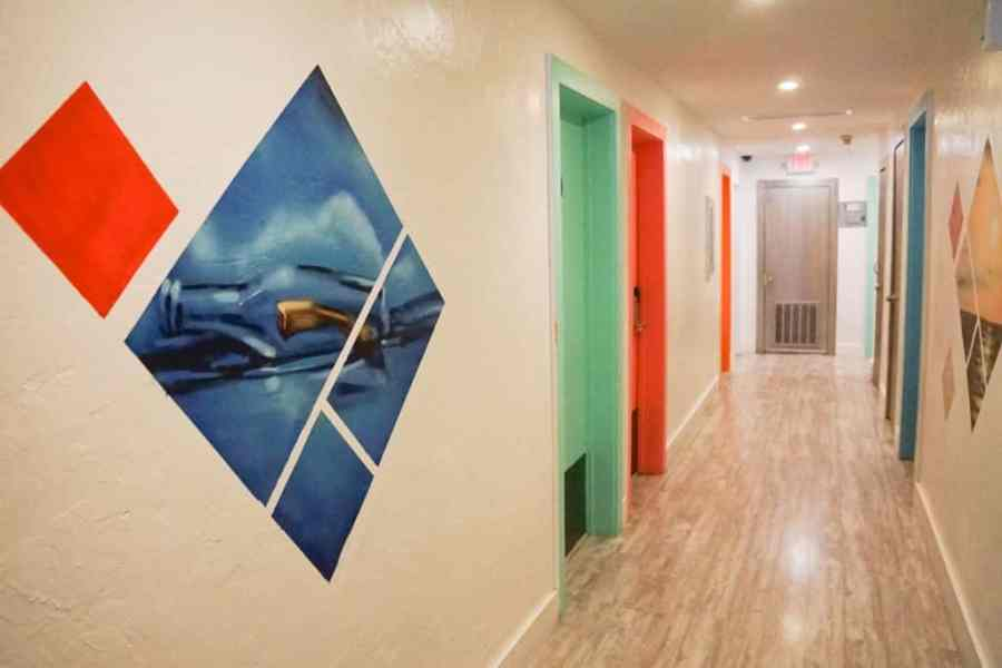 SoBe Beach Hostel & Bar - Party Places in Miami
