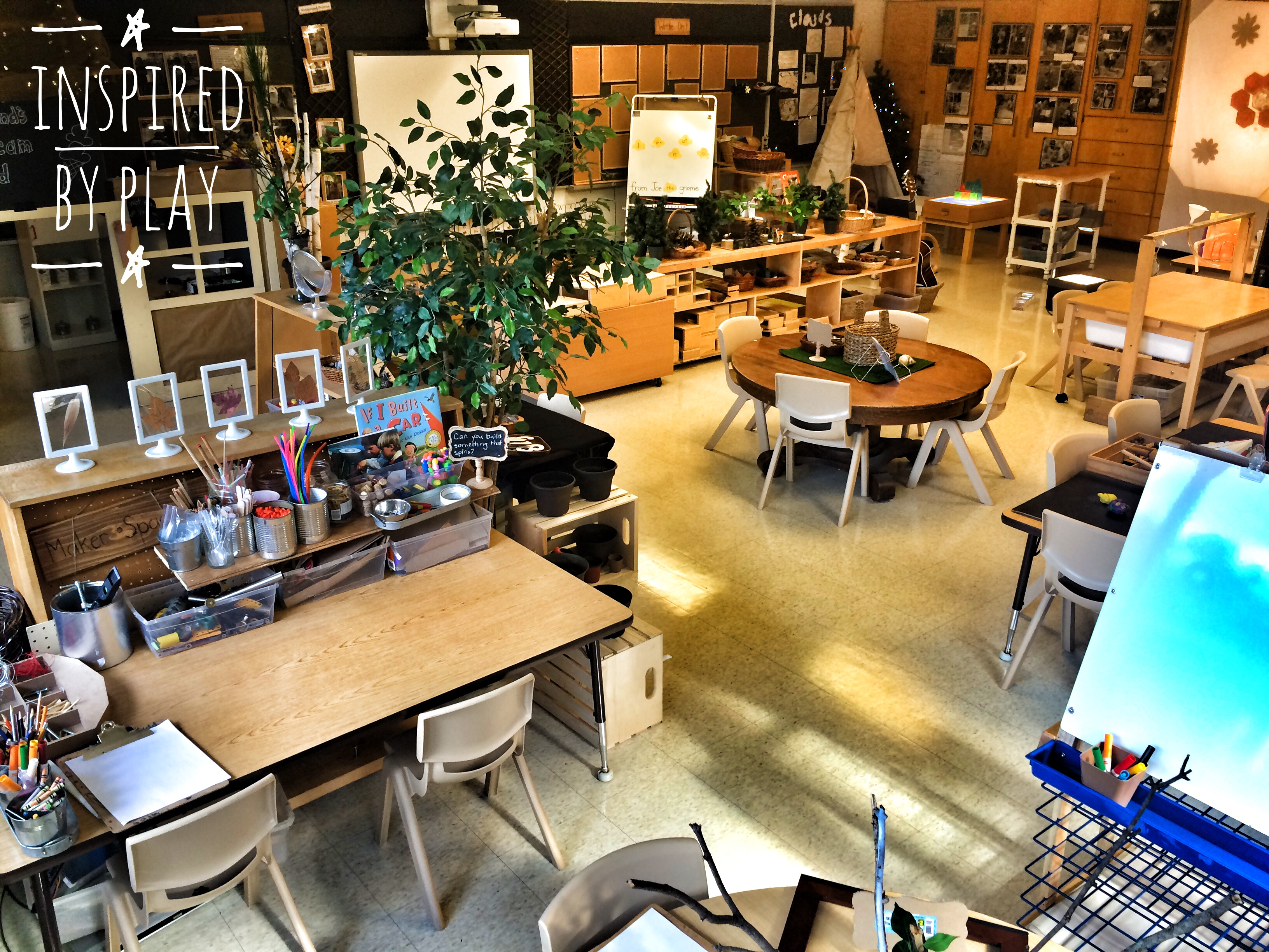 A Reggio Inspired Classroom Design Kinderland Tour Part 2 Inspired By Play