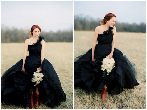Inspired By Black Wedding Details