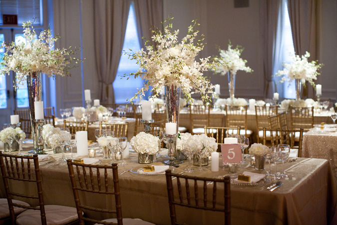 Inspired By Glittering Gold Wedding Ideas