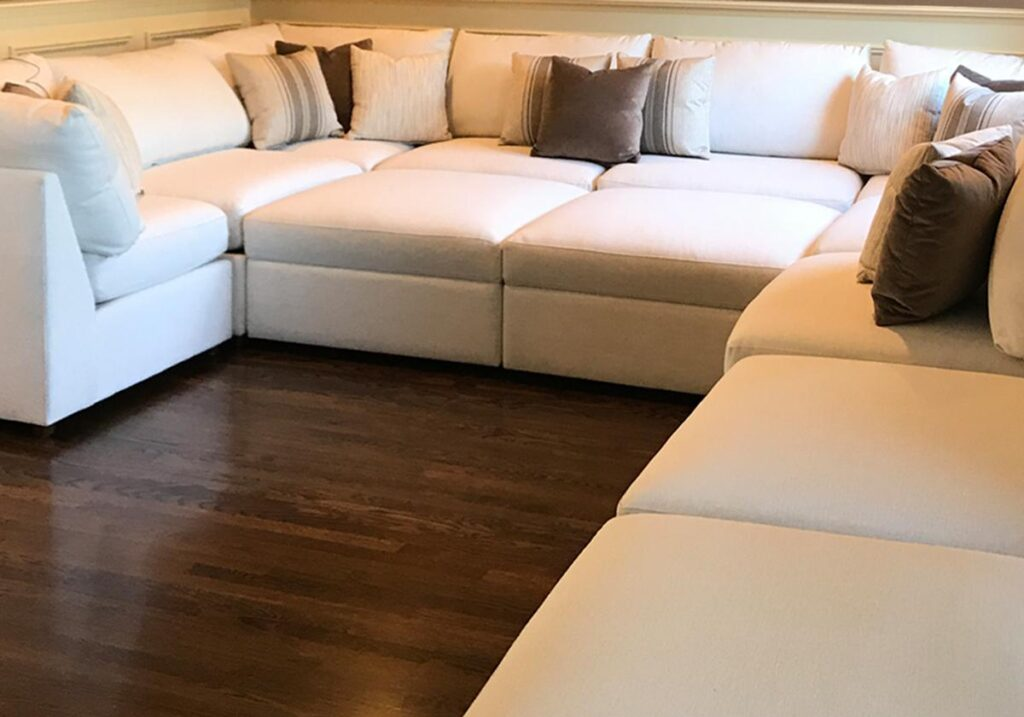 15 best modular pit sectional sofas