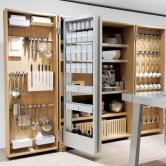 33+ Amazing Kitchen Organization Hack Ideas on a Budget 07