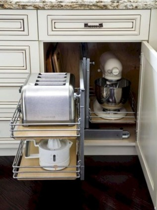 33+ Amazing Kitchen Organization Hack Ideas on a Budget 35
