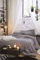 38+ Luxury Boho Chic Home and Apartment Decor Ideas 02
