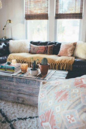 38+ Luxury Boho Chic Home and Apartment Decor Ideas 40