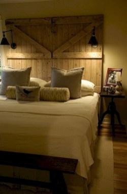 48+ beautiful Farmhouse Style Master Bedroom Ideas 13