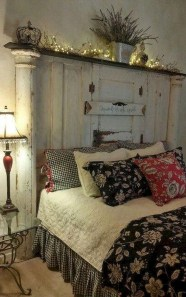 48+ beautiful Farmhouse Style Master Bedroom Ideas 26