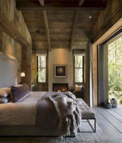 48+ beautiful Farmhouse Style Master Bedroom Ideas 47