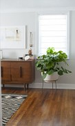 52+ Amazing Mid Century Living Room Decor Ideas 28