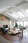 52+ Amazing Mid Century Living Room Decor Ideas 40