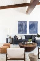 52+ Amazing Mid Century Living Room Decor Ideas 48