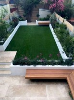 63+ Best Small Backyard Landscaping Ideas 13