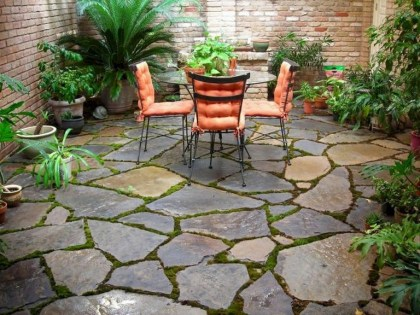 63+ Best Small Backyard Landscaping Ideas 18
