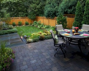 63+ Best Small Backyard Landscaping Ideas 21