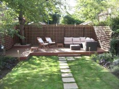 63+ Best Small Backyard Landscaping Ideas 28