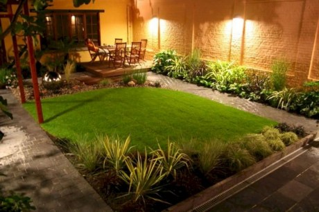 63+ Best Small Backyard Landscaping Ideas 33