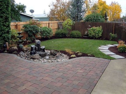 63+ Best Small Backyard Landscaping Ideas 51