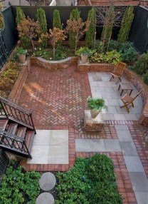 63+ Best Small Backyard Landscaping Ideas 56