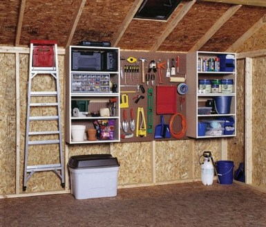 10+ Top Incredible Shed Storage Ideas for Your Home (10)