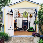 10+ Top Incredible Shed Storage Ideas for Your Home (2)