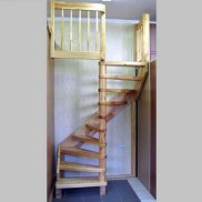17+ Cool Stairs Design Ideas For Small Space (13)