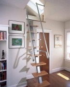 17+ Cool Stairs Design Ideas For Small Space (18)