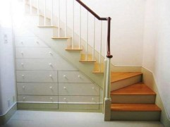 17+ Cool Stairs Design Ideas For Small Space (19)