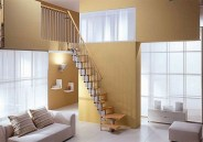 17+ Cool Stairs Design Ideas For Small Space (9)