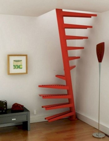 20+ Cool Stairs Design Ideas For Small Space (1)
