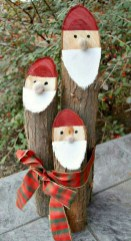 23+ Cool DIY Crafts Wooden Christmas Ideas (22)
