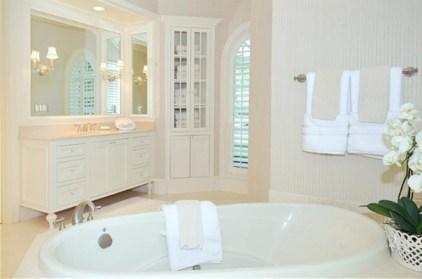 25+ Beautiful Shabby Chic Romantic Bathroom Ideas (5)