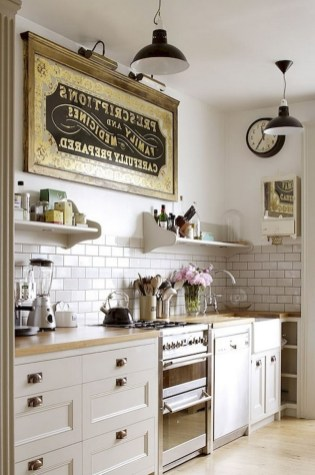 36+ Stunning Design Vintage Kitchens Ideas Remodel (35)