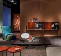 43+ Comfy Apartment Living Room Designs Ideas Trends 2018 (32)