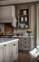 50+ Amazing Modern Farmhouse Kitchen Cabinets Decor Ideas 37
